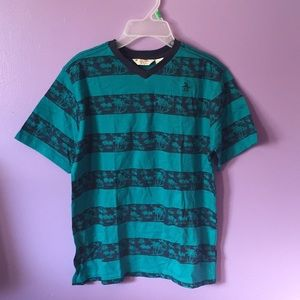 Original Penguin Boys Graphic Tee Size L